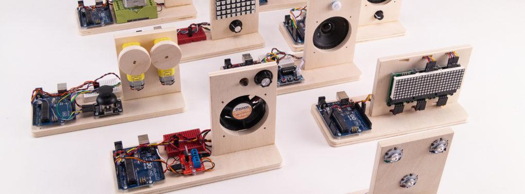 Arduino werkstukken30